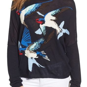 Paul & Joe Sister Intarsia Sweater | Nordstrom