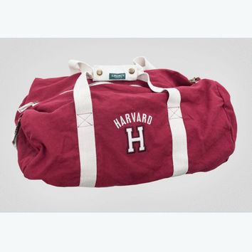 Harvard Duffle Bag