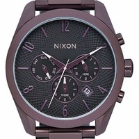 Nixon 'Bullet' Guilloche Chronograph Bracelet Watch, 42mm | Nordstrom