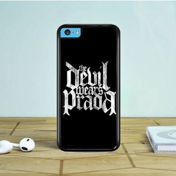 The Devil Wears Prada Logo iPhone 5 5S 5C Case | Tegalega