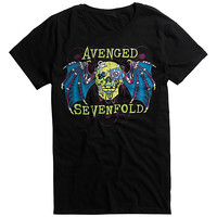 Avenged Sevenfold Bionic Deathbat T-Shirt