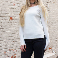Alexxa Sweater - Cream