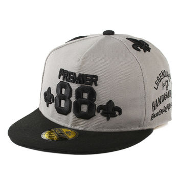 Baseball Cap Hip-hop Casual Lovely Hats [4989701444]