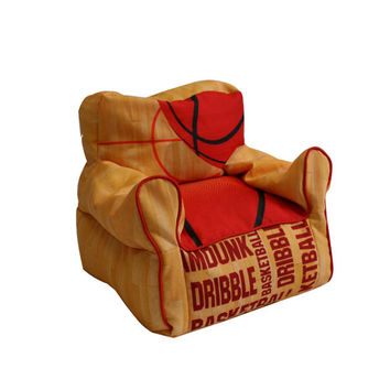Komfy Kings, Inc 45060 Newco Kids Bean Basketball Slam Dunk Chair