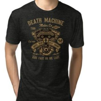 'COOL MOTORCYCLE ENGINE' T-Shirt by Super3