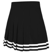 Amazon.com: Double-Knit Knife-Pleat Cheer Uniform Skirt: Clothing