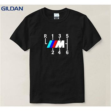 Latest Funny T Shirt 2017 BMW Shifter Sunlight Fit T-Shirt Tops Casuals