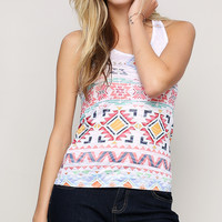 Tribal Pattern Tank