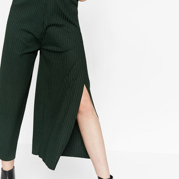 DOUBLE-LAYER TROUSERS DETAILS