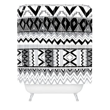 Kris Tate Wipil 3 Shower Curtain