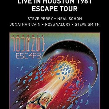 Journey - Journey: Live in Houston - The Escape Tour