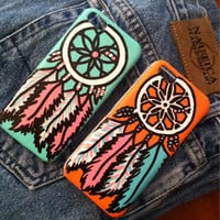 Dreamcatcher and Feather Cases