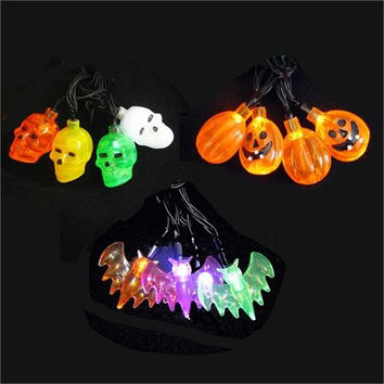480 Halloween Lights - Led
