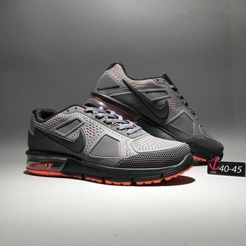 """Nike Air Max Sequent"" Men Sport Casual Fashion Air Cushion Nano-drop Plastic Running Shoes Sneakers"