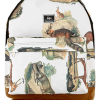 Hype 'Vintage Animals' Backpack* - View All Branded Accessories - Brands