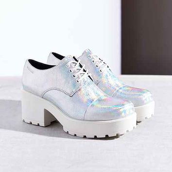 Vagabond Dioon Hologram Oxford- Silver