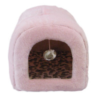 Whisker City® Hooded Cat Bed