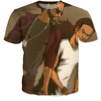 Grown Boondocks T-Shirt
