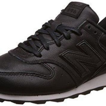 new balance 996 womens sneakers black