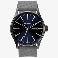 Nixon The Sentry Watch Blue Sunray One Size For Men 25598120001