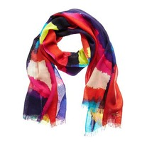 kate spade | kate spade abstract scarf