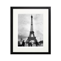 The New York Times Archive - Eiffel Tower - 1960