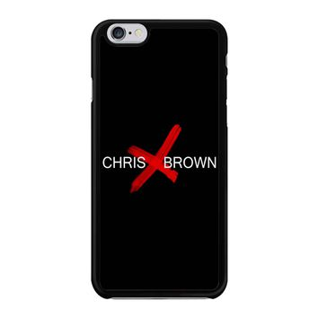 Chris Brown iPhone 6/6S Case