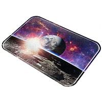 Explore The Infinity Of Space All Over Glass Cutting Board