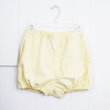 Bloomer Shorts Cotton Summer Beach 50's Inspired xs s