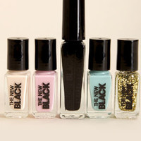 The New Black Digital Underground Shibuya Nail Polish Set