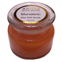 Manderin Sea Salt Scrub