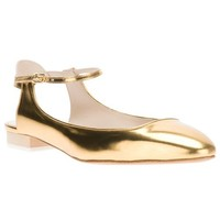 Women  -  All - Chloé Adelin' Ballet Flat - Shop Zoe Online
