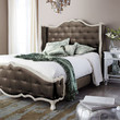 "Haute House ""Tabitha"" Tufted Bed"