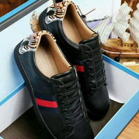 shosouvenir :Gucci:Trending Fashion Casual Sports Shoes