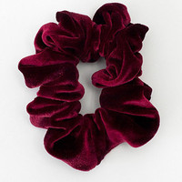 American Apparel - Velvet Scrunchie