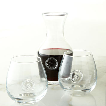 Berry & Thread Carafe Gift Set - Juliska