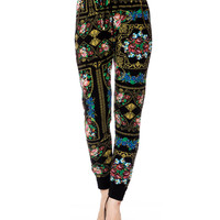 Comfy and Trendy Jogger Pants with Drawstring and Zipper Pockets
