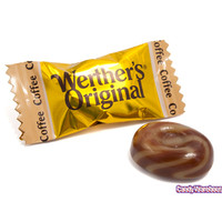 Werther's Original Coffee Candy: 4LB Box | CandyWarehouse.com Online Candy Store