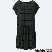 WOMEN SPRZ NY SUPER GEOMETRIC LAYERED DRESS (FRANCOIS MORELLET)
