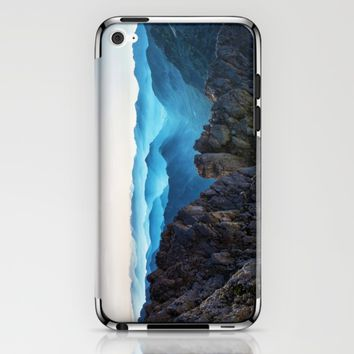 Mountains Breathe Too iPhone & iPod Skin by Mixed Imagery