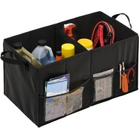 Honey-Can-Do Folding Trunk Organizer, Black - Walmart.com