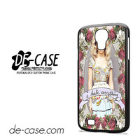 Marina And The Diamonds I Hate Everything For Samsung Galaxy S4 Case Phone Case Gift Present YO