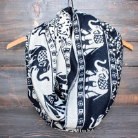 bali womens reversible knit scarf