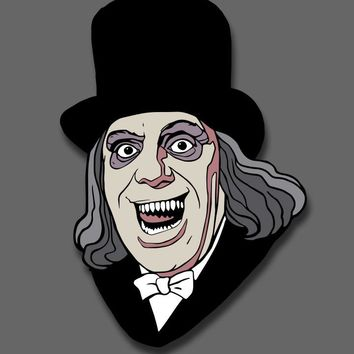London After Midnight - Enamel Pin - Fright-Rags