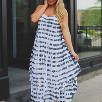 On A Whim Midi Dress