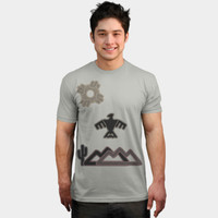 Thunderbird Ancient Native American Tradition T Shirt By Ddtk Design By Humans