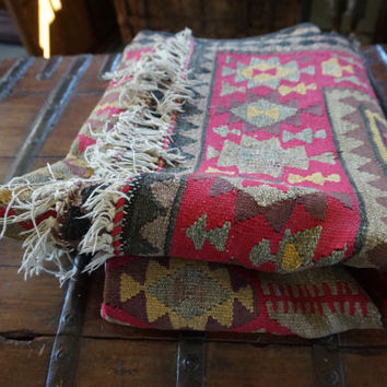Kilim Carpet / Antique