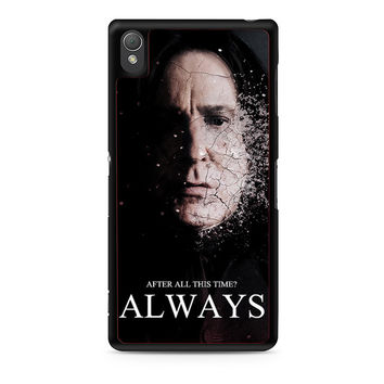 Severus snape always after all this time Xperia Z3 Case