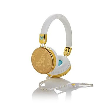 Cinderella Over-the-Ear Fashion Headphones | HSN