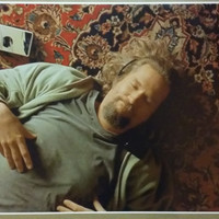 "The Big Lebowski GIANT WIDE 42"" x 24"",  Poster Print ""My Rug, Man"" Dude Bar Bowling Alley Man Cave"